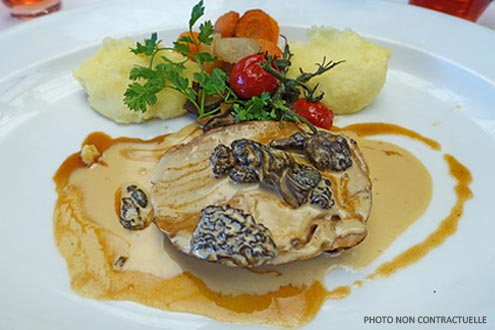 L 39 alezan restaurant et chambres d 39 h tes orry la ville dans l 39 oise - Chambre d hotes parc asterix ...